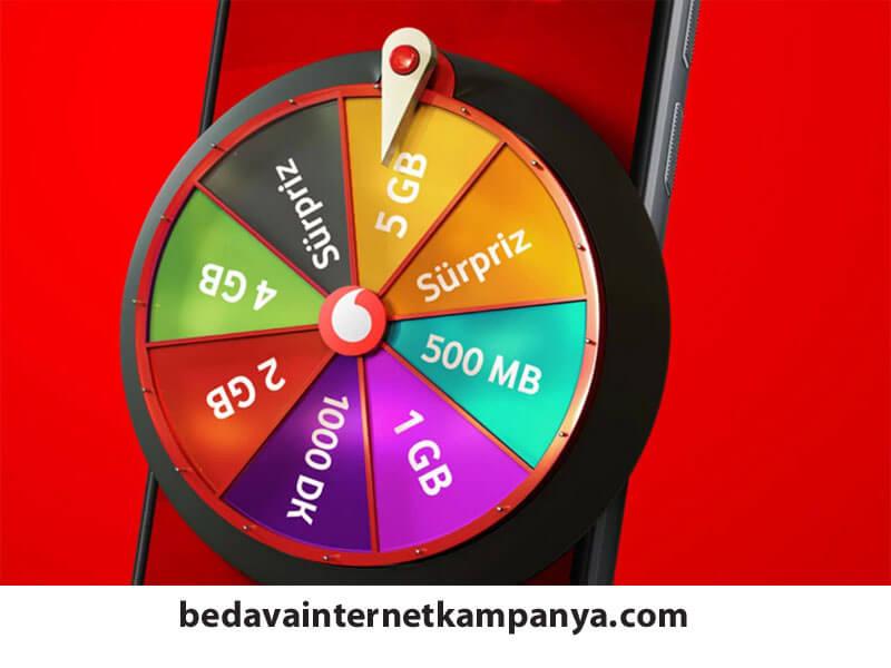 Vodafone Ücretsiz İnternet Hilesi