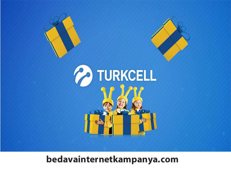 Turkcell Hediye İnternet 2222