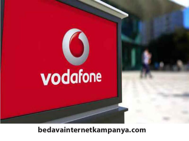 Vodafone Ücretsiz İnternet