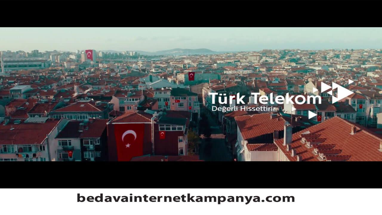 Türk Telekom 23 Nisan Hediyesi 2020
