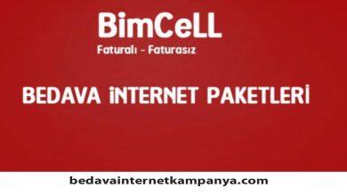 Photo of Haziran 2020 BİMcell Bedava İnternet Paketleri0 (0)
