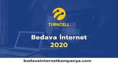 Photo of Haziran 2020 Turkcell Bedava İnternet Paketleri