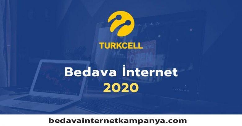 Haziran 2020 Turkcell Bedava İnternet Paketleri