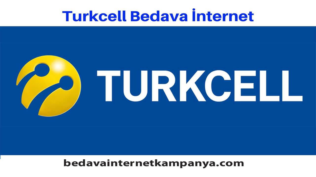 Temmuz 2020 Turkcell Bedava İnternet Paketleri