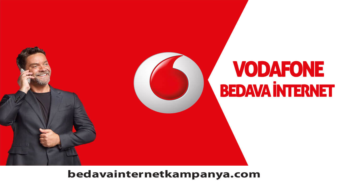 Temmuz 2020 Vodafone Bedava İnternet Paketleri