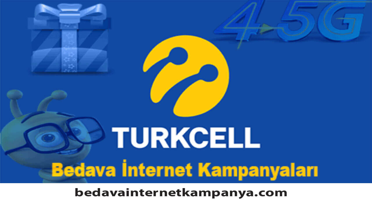 Turkcell Bedava İnternet 2020