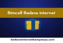 Photo of Eylül 2020 BİMcell Bedava İnternet Kampanyaları