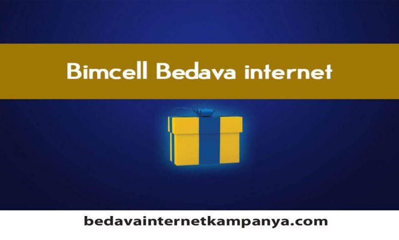 Eylül 2020 BİMcell Bedava İnternet Kampanyaları