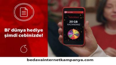 Photo of Vodafone Yanımda Uygulaması
