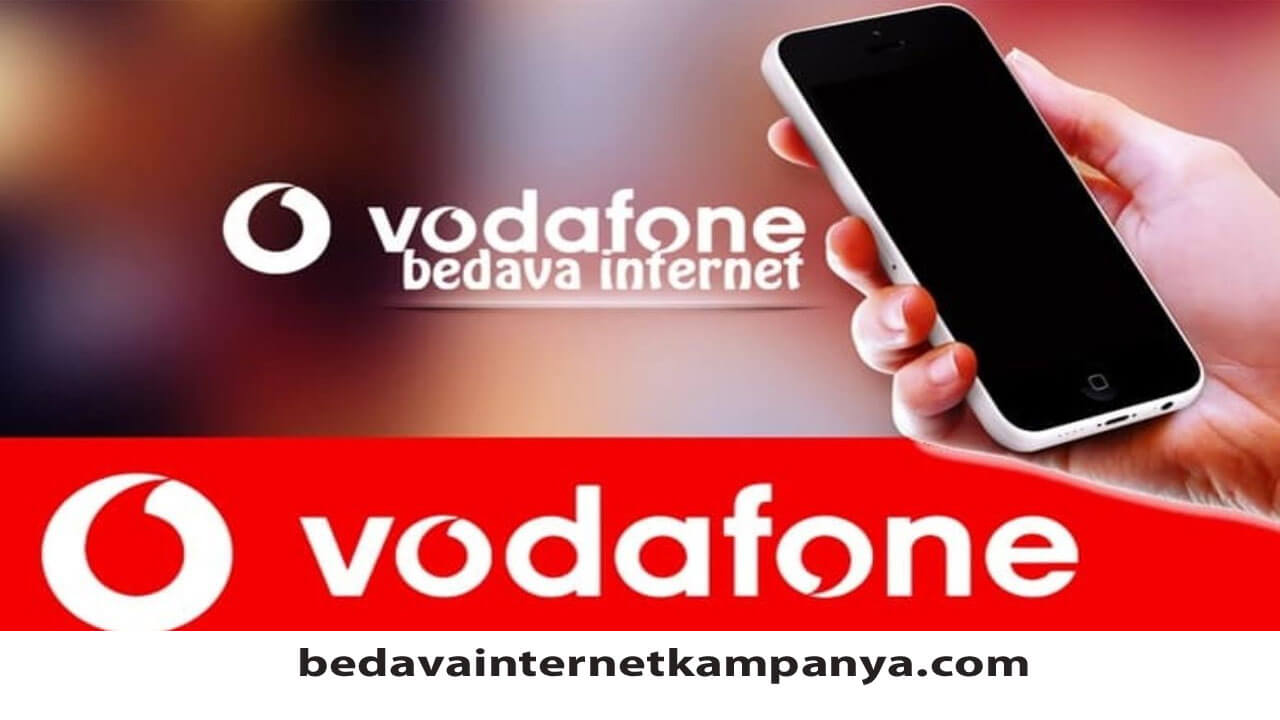 Vodafone Bedava İnternet Veren Uygulamalar 2020