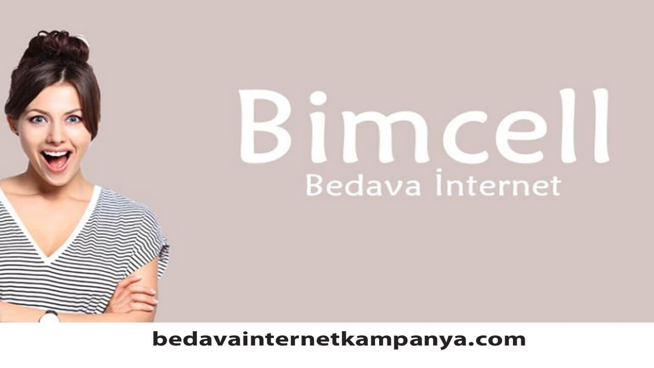 Ekim 2020 BİMcell Bedava İnternet Kampanyaları