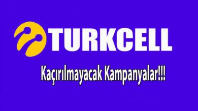 Photo of Turkcell'den Kaçırılmayacak fırsatlar! Ekim Ayı Bedava İnternet Kampanyaları5 (1)