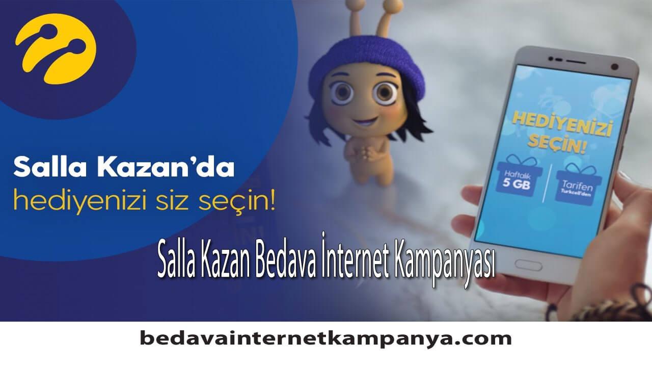 Ekim 2020 Turkcell Bedava İnternet Kampanyaları
