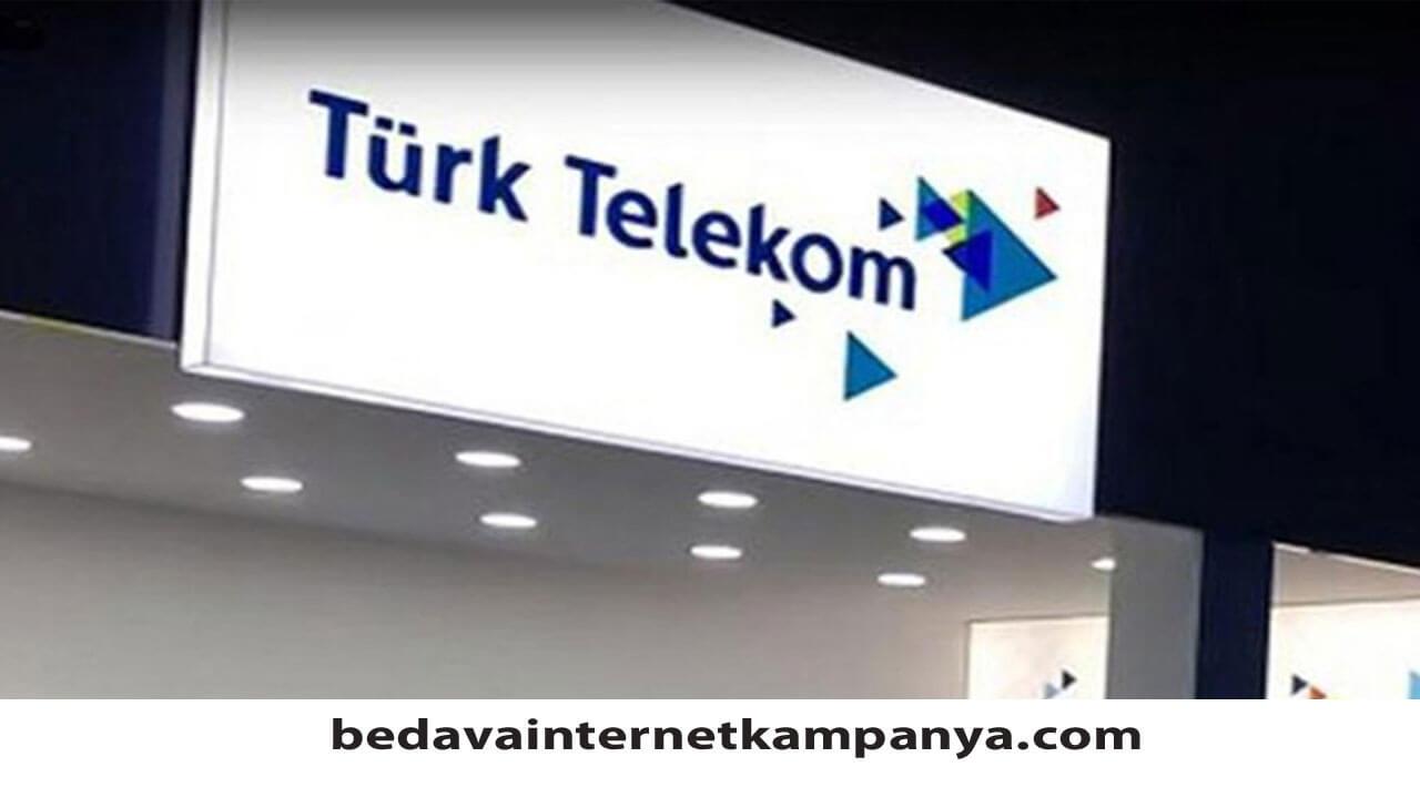 Türk Telekom Dönüşen Tarife 2020
