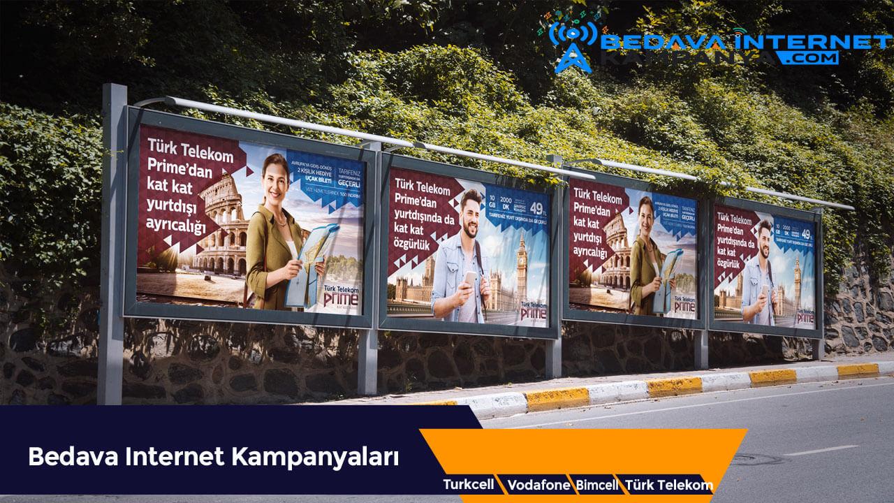 Türk Telekom Prime Tarifeleri 2020