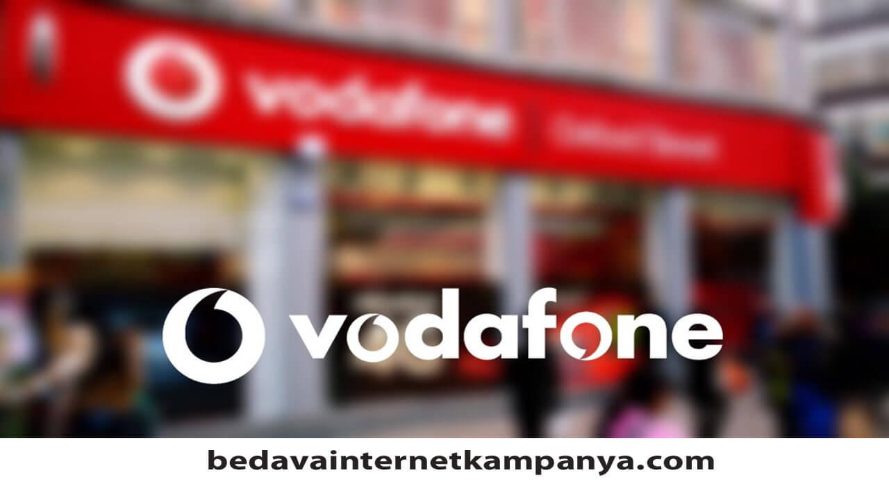 Kasım 2020 Vodafone Bedava İnternet Kampanyaları