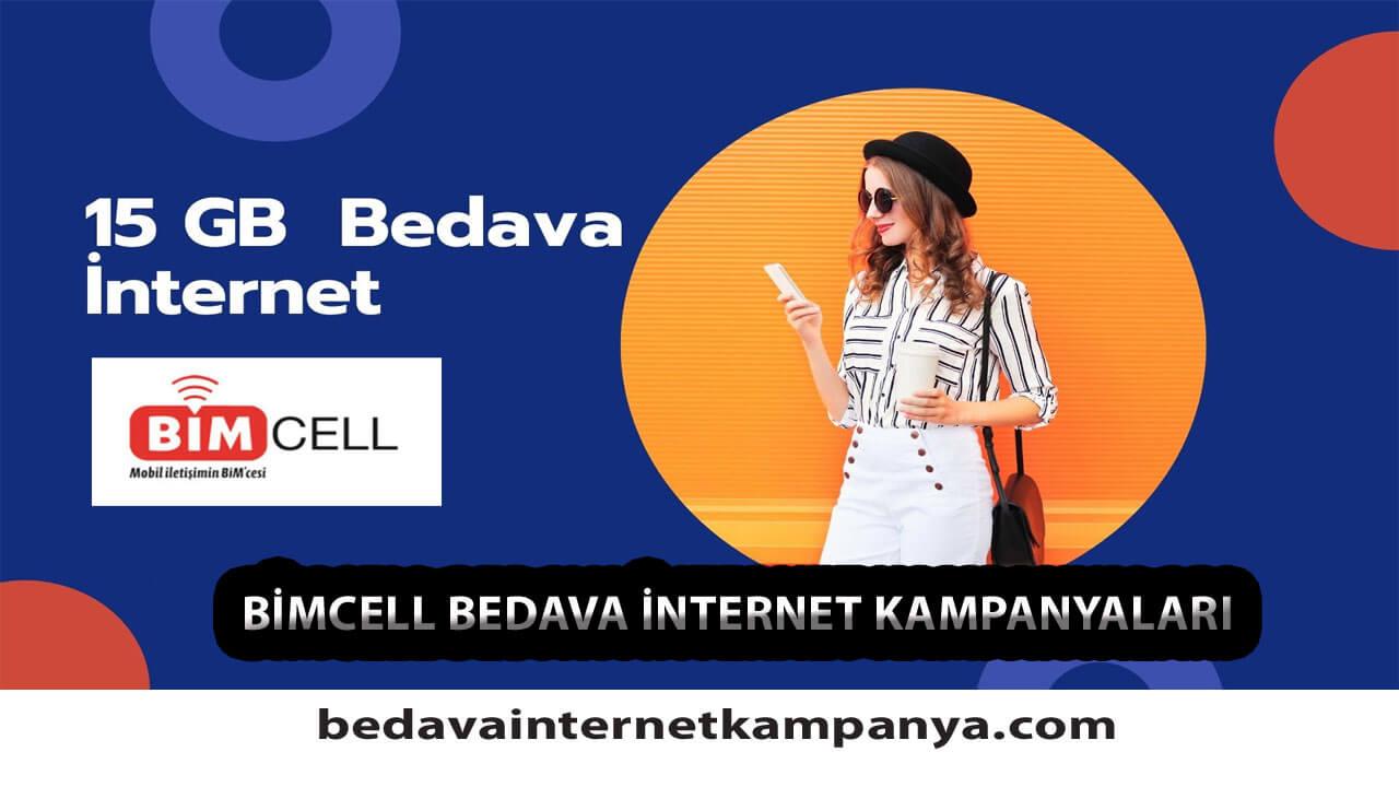 Bimcell Bedava İnternet 2020