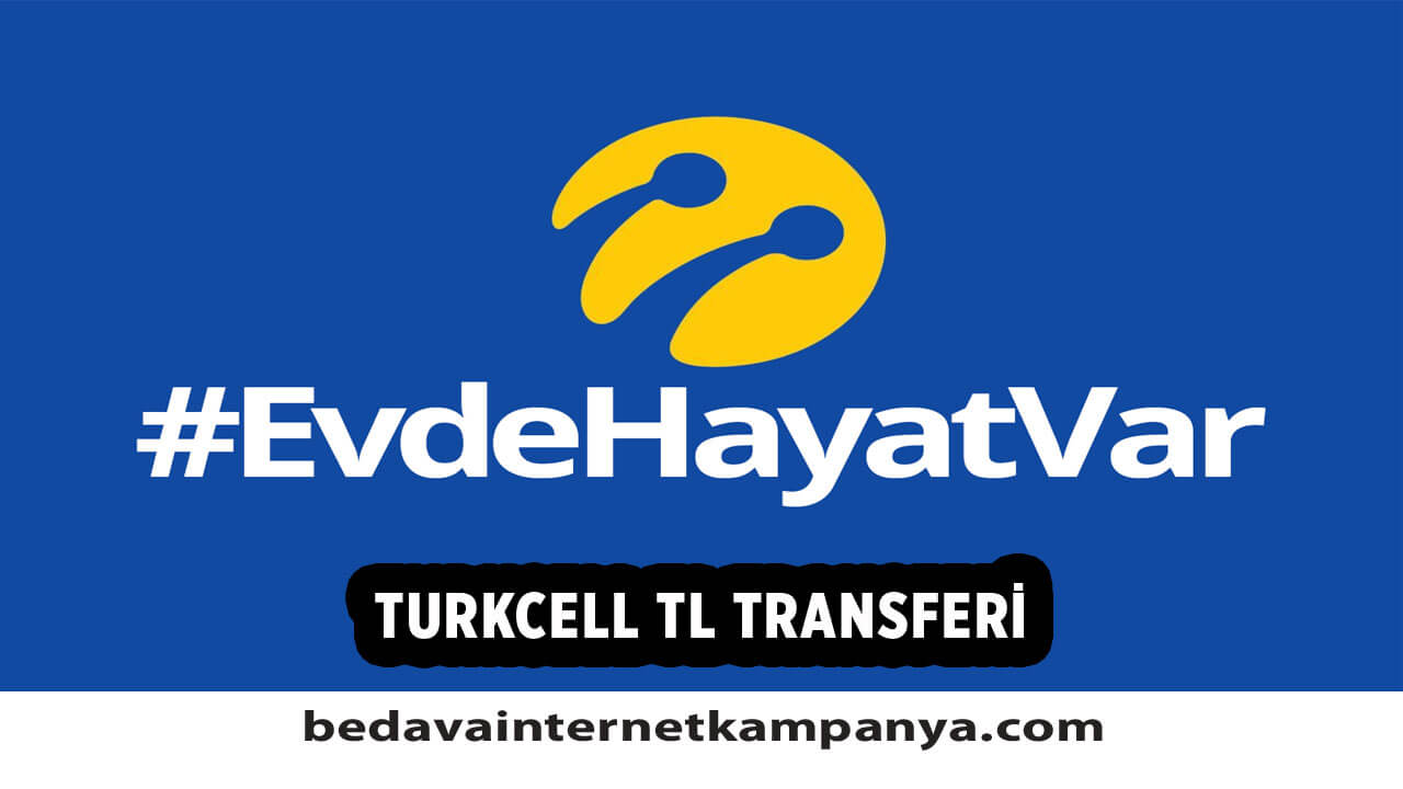 Turkcell TL Transferi Nasıl Yapılır?