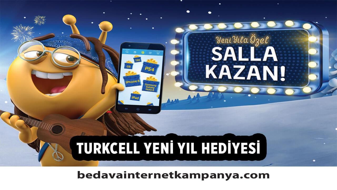 Turkcell Yeni Yıl Hediyesi