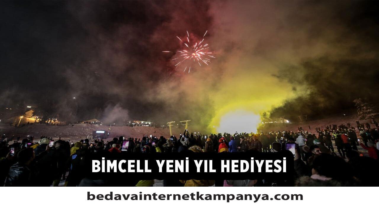 BİMcell Yeni Yıl Hediyesi