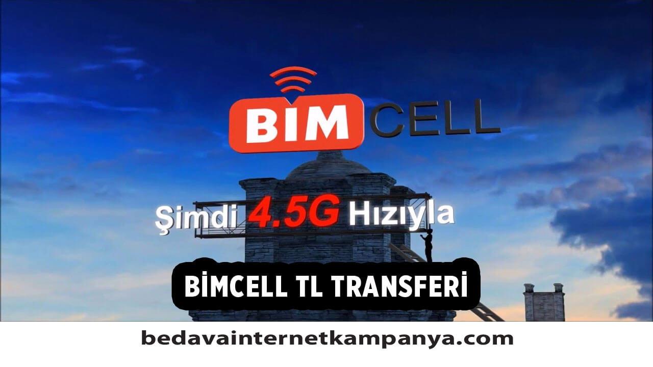 Bimcell TL Transferi Nasıl Yapılır?