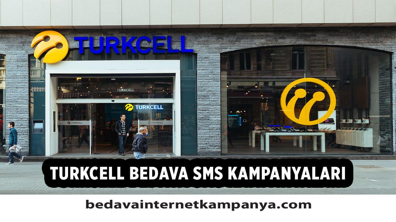 Turkcell Bedava Mesaj (SMS) 2021