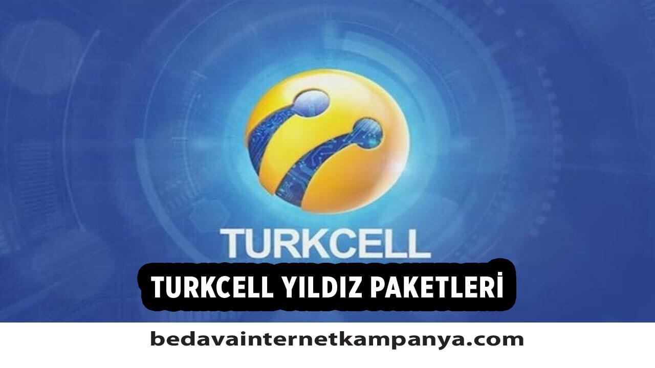 Turkcell Yıldız Paketleri ve Tarifeleri